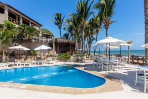 Casa de Playa Bungalows & Restaurant, Hotels  Máncora - big - 43