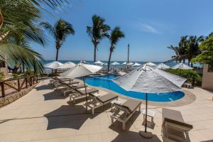 Casa de Playa Bungalows & Restaurant, Hotels  Máncora - big - 42