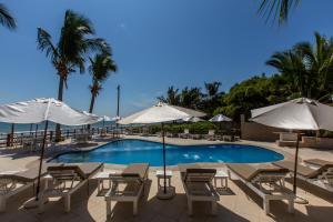 Casa de Playa Bungalows & Restaurant, Hotels  Máncora - big - 107