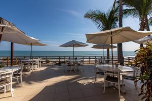 Casa de Playa Bungalows & Restaurant, Hotels  Máncora - big - 35