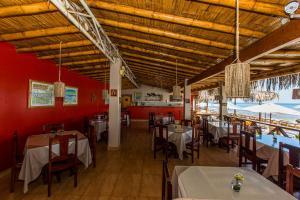Casa de Playa Bungalows & Restaurant, Hotels  Máncora - big - 33