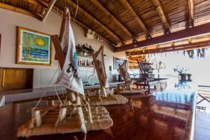 Casa de Playa Bungalows & Restaurant, Hotels  Máncora - big - 32