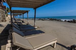 Casa de Playa Bungalows & Restaurant, Hotels  Máncora - big - 30