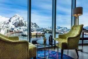 Thon Hotel Lofoten, Hotels  Svolvær - big - 25