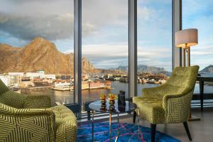 Thon Hotel Lofoten, Hotels  Svolvær - big - 19