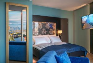 Thon Hotel Lofoten, Szállodák  Svolvær - big - 11