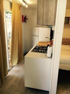 Mobile Homes Camping Biograd, Villaggi turistici  Biograd na Moru - big - 22