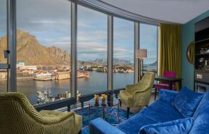 Thon Hotel Lofoten, Hotels  Svolvær - big - 10