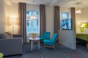 Thon Hotel Lofoten, Hotel  Svolvær - big - 8