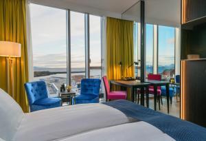 Thon Hotel Lofoten, Szállodák  Svolvær - big - 13