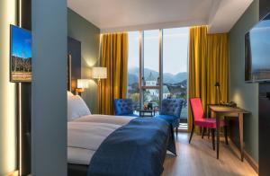 Thon Hotel Lofoten, Szállodák  Svolvær - big - 4