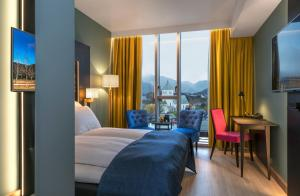 Thon Hotel Lofoten, Hotels  Svolvær - big - 4