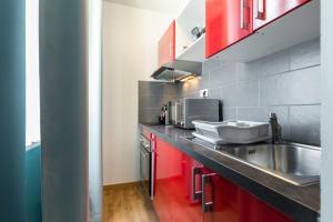 Florella Clemenceau Apartment, Ferienwohnungen  Cannes - big - 40
