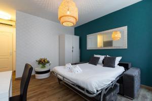 Florella Clemenceau Apartment, Ferienwohnungen  Cannes - big - 38