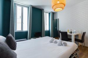 Florella Clemenceau Apartment, Ferienwohnungen  Cannes - big - 37