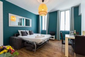 Florella Clemenceau Apartment, Ferienwohnungen  Cannes - big - 6