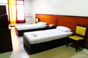 Ati-Atihan Festival Hotel, Отели  Калибо - big - 2