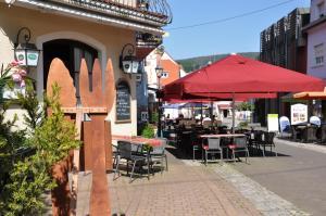 Hotel Restaurant Zum Schwan, Hotely  Mettlach - big - 55