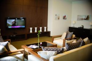 Voyage Hotel, Hotels  Karagandy - big - 20