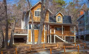 Bow Canyon House 43532, Dovolenkové domy  Big Bear Lake - big - 1