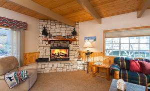 Bow Canyon House 43532, Dovolenkové domy  Big Bear Lake - big - 18