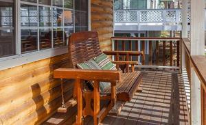 Bow Canyon House 43532, Ferienhäuser  Big Bear Lake - big - 23