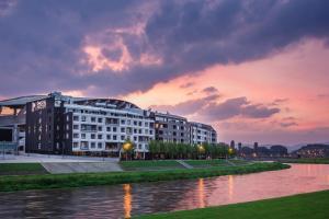 5 hvězdičkový hotel Park Hotel & Spa Skopje Makedonie
