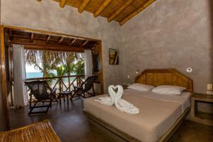 Casa de Playa Bungalows & Restaurant, Hotels  Máncora - big - 4
