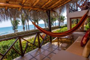 Casa de Playa Bungalows & Restaurant, Hotels  Máncora - big - 6