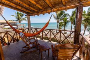 Casa de Playa Bungalows & Restaurant, Hotels  Máncora - big - 95
