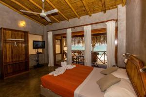 Casa de Playa Bungalows & Restaurant, Hotels  Máncora - big - 102