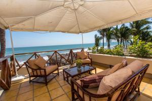Casa de Playa Bungalows & Restaurant, Hotels  Máncora - big - 84
