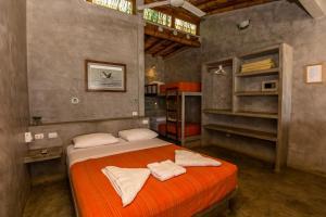 Casa de Playa Bungalows & Restaurant, Hotels  Máncora - big - 100