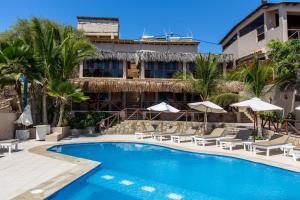 Casa de Playa Bungalows & Restaurant, Hotels  Máncora - big - 25