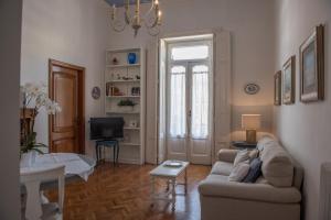 Via Roma 7, Ferienwohnungen  Salerno - big - 8