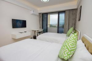 Baorui Railway Boutique Apartment, Ferienwohnungen  Sanya - big - 4