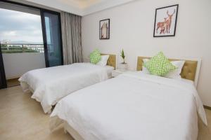 Baorui Railway Boutique Apartment, Ferienwohnungen  Sanya - big - 5