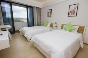 Baorui Railway Boutique Apartment, Apartmanok  Szanja - big - 6