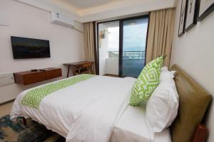 Baorui Railway Boutique Apartment, Ferienwohnungen  Sanya - big - 8