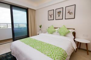 Baorui Railway Boutique Apartment, Ferienwohnungen  Sanya - big - 9