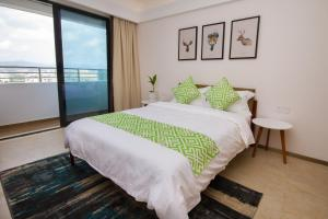 Baorui Railway Boutique Apartment, Ferienwohnungen  Sanya - big - 10