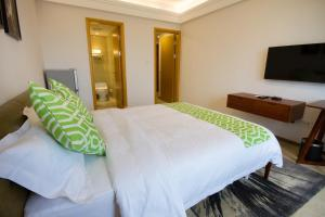 Baorui Railway Boutique Apartment, Ferienwohnungen  Sanya - big - 12