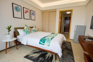 Baorui Railway Boutique Apartment, Ferienwohnungen  Sanya - big - 19
