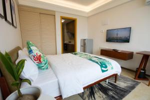 Baorui Railway Boutique Apartment, Ferienwohnungen  Sanya - big - 20