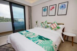 Baorui Railway Boutique Apartment, Ferienwohnungen  Sanya - big - 22
