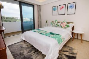 Baorui Railway Boutique Apartment, Ferienwohnungen  Sanya - big - 23