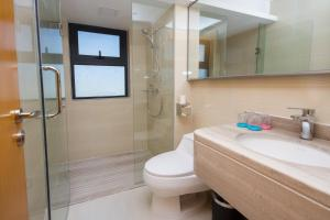 Baorui Railway Boutique Apartment, Ferienwohnungen  Sanya - big - 27
