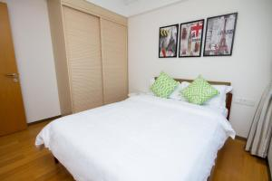 Baorui Railway Boutique Apartment, Apartmanok  Szanja - big - 28