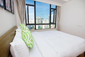 Baorui Railway Boutique Apartment, Ferienwohnungen  Sanya - big - 29