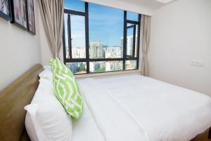 Baorui Railway Boutique Apartment, Ferienwohnungen  Sanya - big - 30